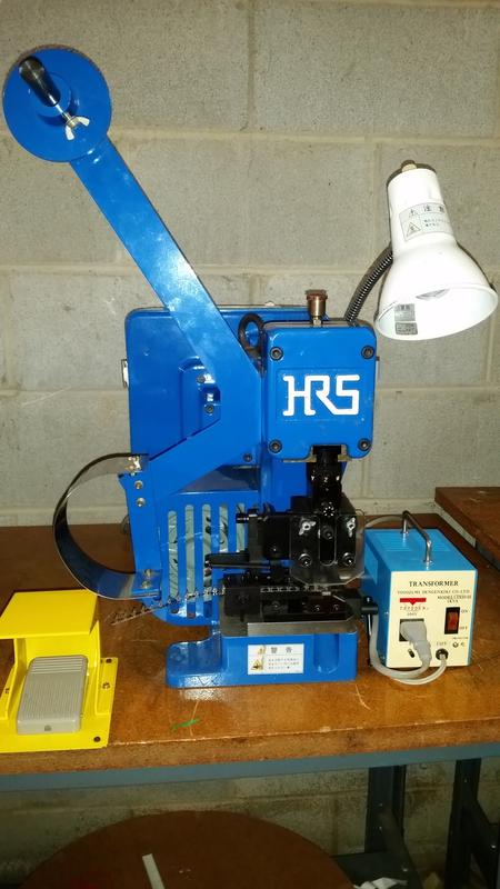 Used Electrical Terminal And Wire Crimping Equipment